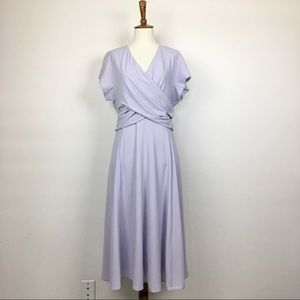 Gal Meets Glam Lilac Dress Size 12